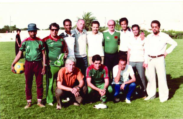 În Maroc – unde experienţele fotbalistice se îmbinau cu regulile comuniste