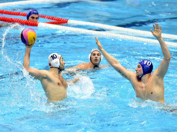 IPolo. România - Serbia 4-9, în preliminariile Ligii Mondiale (FOTO: HEPTA)