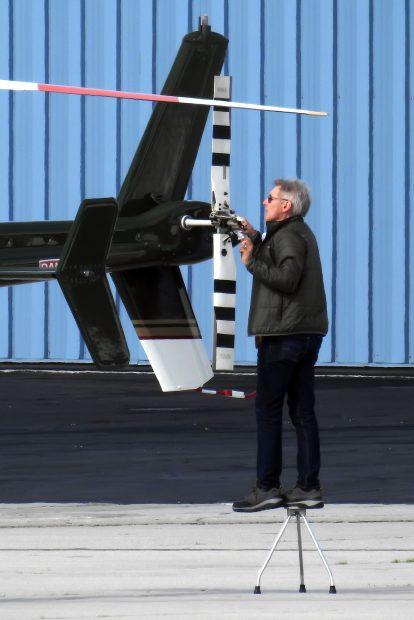 Harrison Ford a fost implicat într-un incidnet aviatic