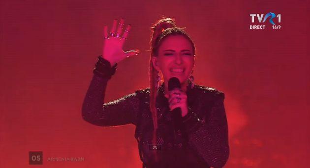 Arsvik, din Armenia, în finala Eurovision 2017