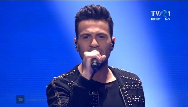 Hovig, din Cipru, in finala Eurovision 2017