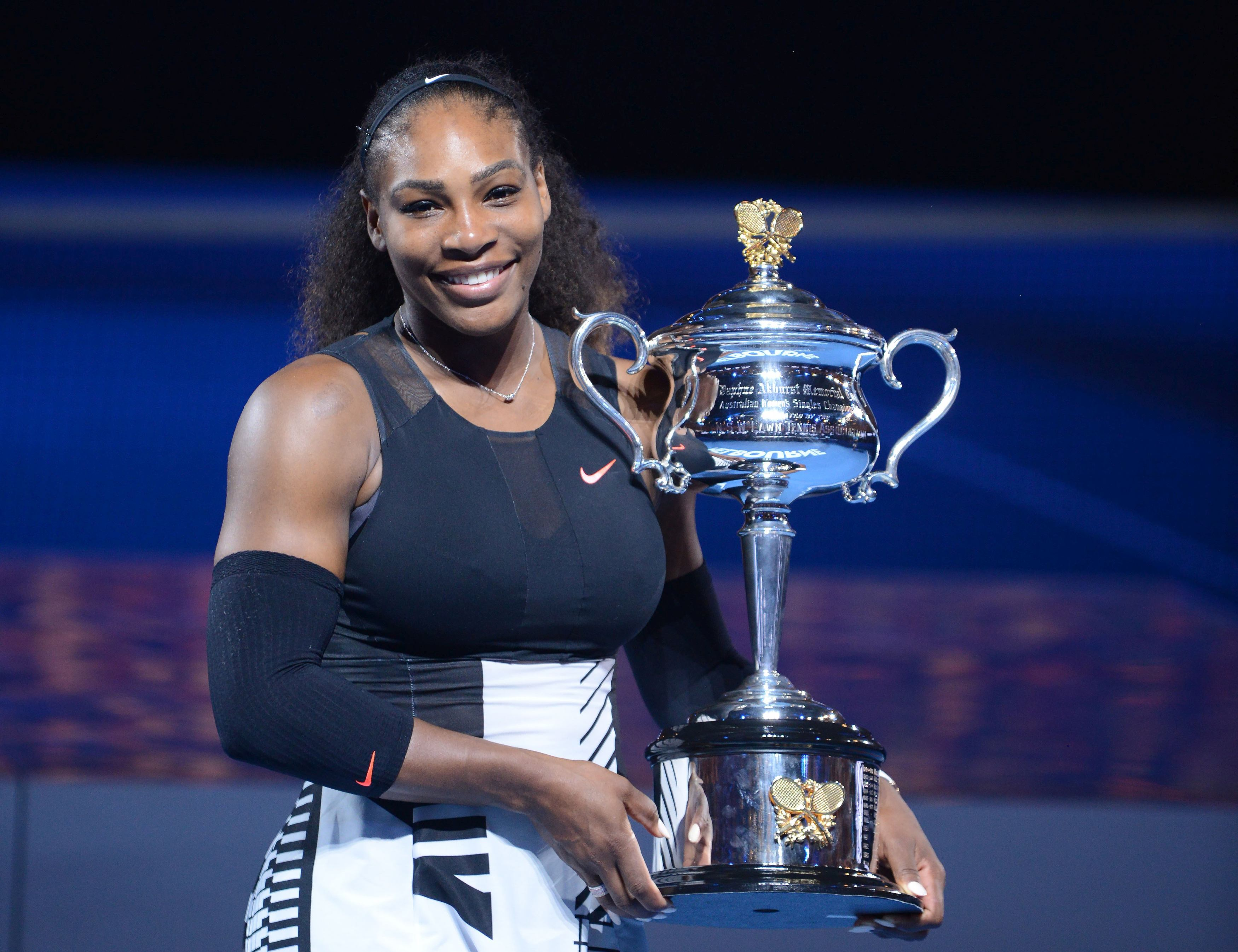 Australian Open este ultimul turneu câștigat de Serena Williams. Se întâmpla la sfârșitul lunii ianuarie. (FOTO: HEPTA)