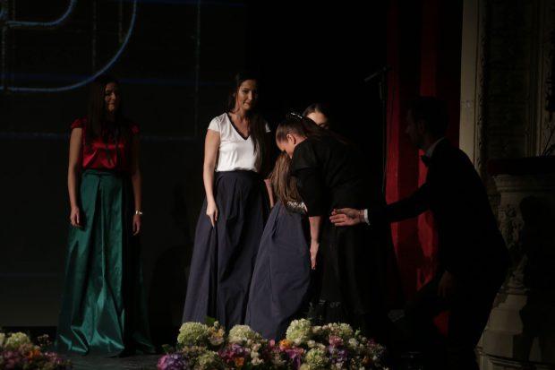 Momente de panică la Teatrul Odeon. Felicia Filip la un pas să se prăbușească pe scenă