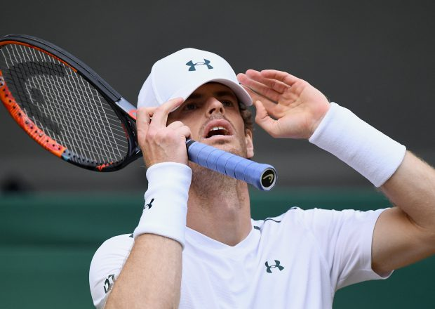 Andy Murray (FOTO: EPA)